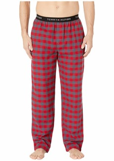 Tommy Hilfiger Cotton Flannel Lounge Pants