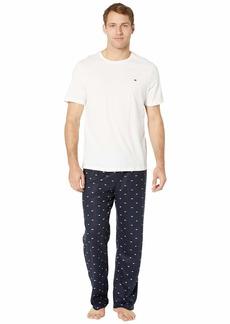 Tommy Hilfiger Cozy Fleece Pajama Set
