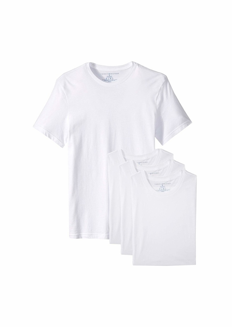 Tommy Hilfiger Crew Neck Tee 4-Pack