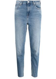 Tommy Hilfiger cropped denim jeans