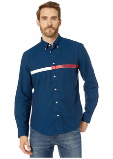 Tommy Hilfiger Custom Fit Flag Shirt