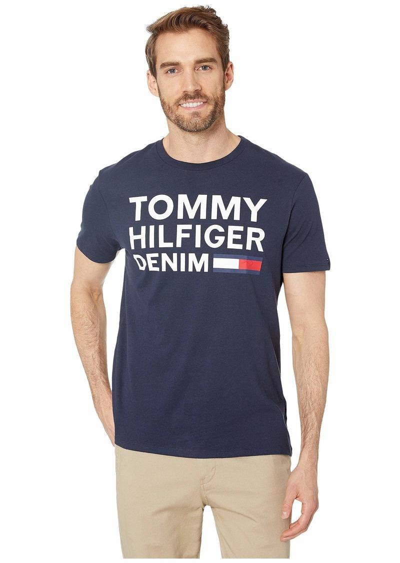 Tommy Hilfiger Denim Lock Up Flag T-Shirt