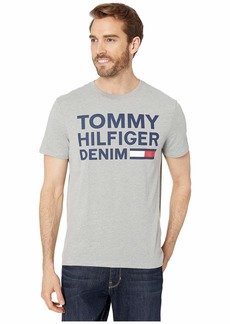 Tommy Hilfiger Denim Lock Up Flag T-Shirt
