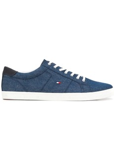 Tommy Hilfiger denim low-top sneakers