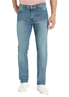 Tommy Hilfiger Denim Straight Fit Jeans in Medium Authentic/Wash