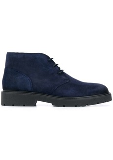Tommy Hilfiger desert boots