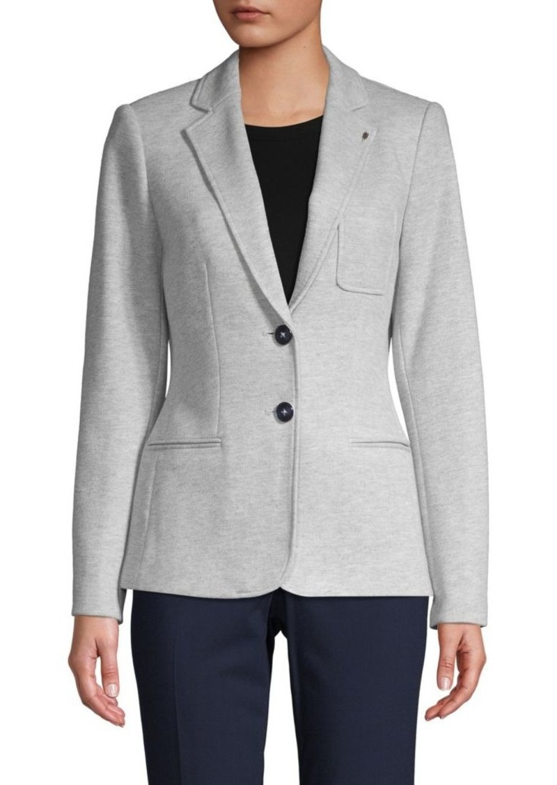 Tommy Hilfiger Elbow-Patch Blazer