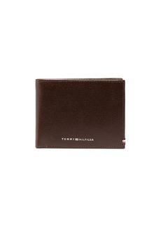 Tommy Hilfiger embossed logo billfold wallet