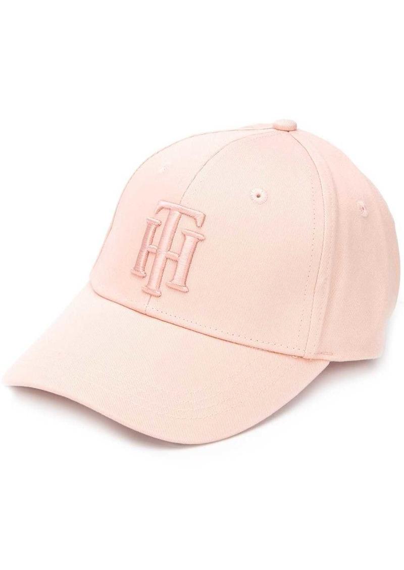 Tommy Hilfiger embroidered logo baseball cap