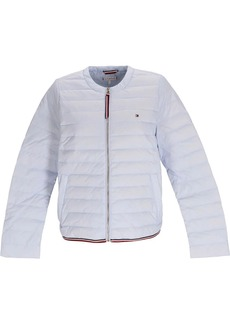 Tommy Hilfiger Essential collarless quilted jacket