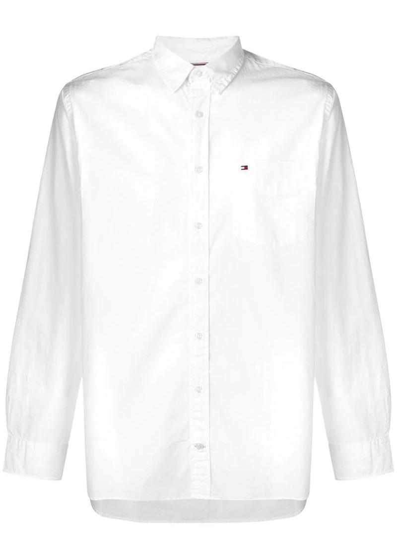 Tommy Hilfiger Essential front pocket shirt
