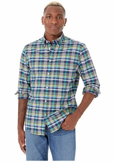 Tommy Hilfiger Finch Twill Plaid Long Sleeve Shirt