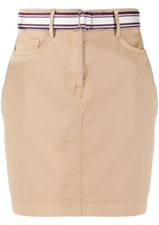 Tommy Hilfiger fitted skirt