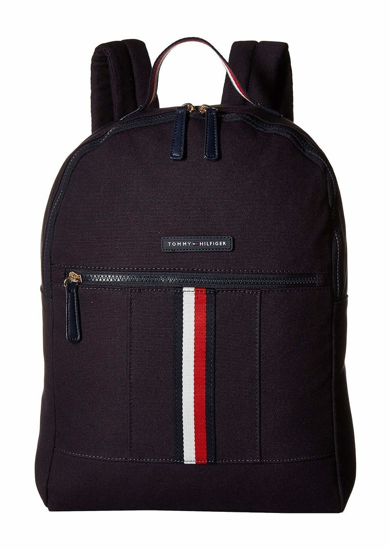 930b071f Tommy Hilfiger Flag Corporate Canvas Backpack | Handbags