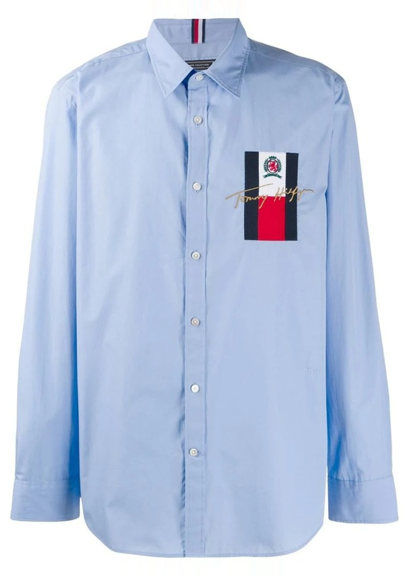 Tommy Hilfiger Flag Patch shirt