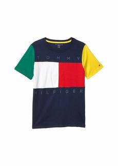 Tommy Hilfiger Flag T-Shirt (Little Kids/Big Kids)
