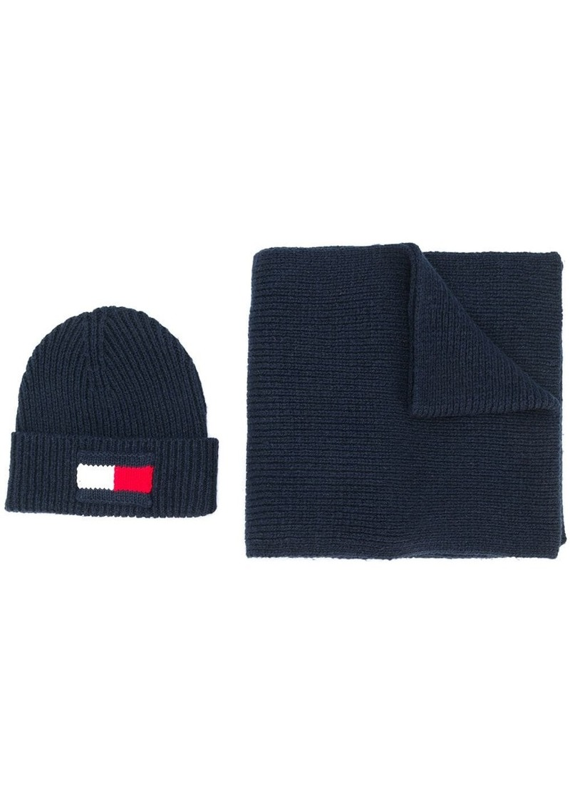 Tommy Hilfiger flag two-piece set