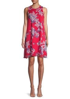Tommy Hilfiger Floral-Print Shift Dress
