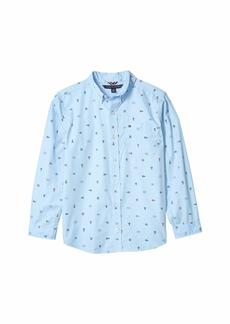 Tommy Hilfiger Forrest Button-Down Shirt (Big Kids)