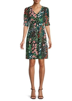 Tommy Hilfiger Garden Path Shift Dress