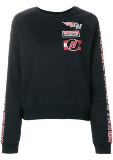 Tommy Hilfiger Gigi Hadid printed sweatshirt