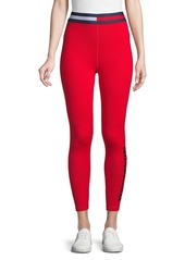 Tommy Hilfiger Graphic High-Rise Leggings