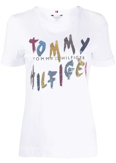 Tommy Hilfiger graphic print T-shirt