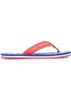 Tommy Hilfiger grosgrain thong sandals