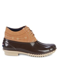 Tommy Hilfiger Harley Lace-Up Boots