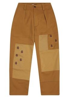 Tommy Hilfiger HCM Tonal Patchwork Pants