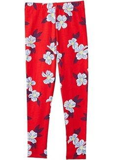Tommy Hilfiger Healy Print Leggings with Elastic Waist