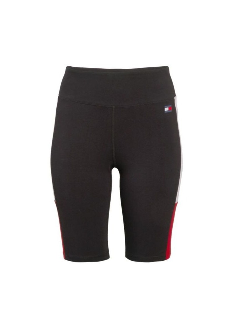 High-Rise Jersey Bike Shorts