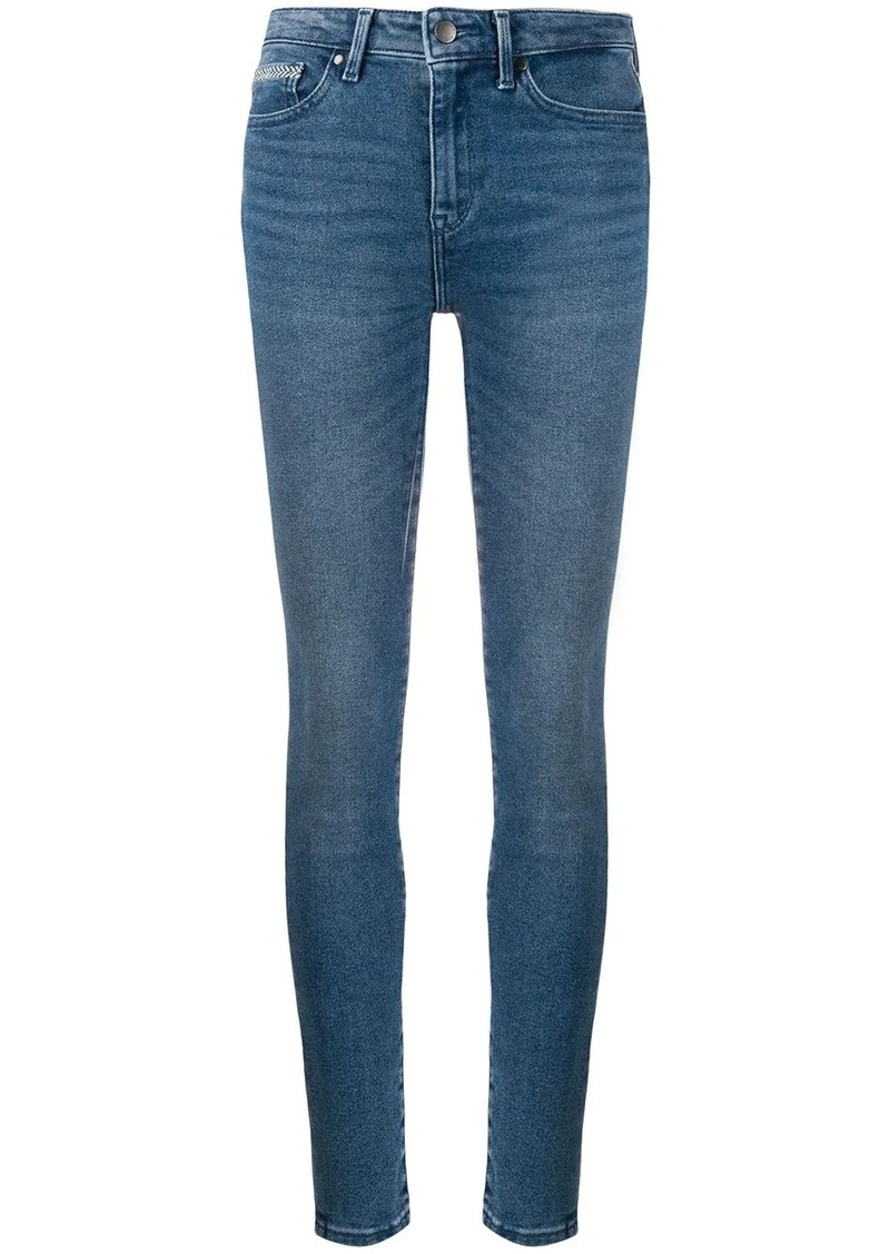 Tommy Hilfiger high rise skinny jeans