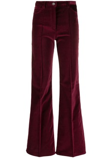 Tommy Hilfiger x Zendaya high waisted flared trousers