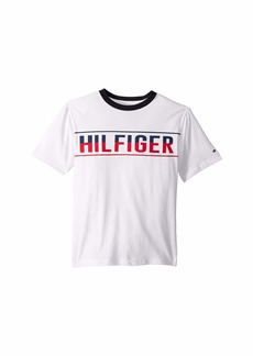 Tommy Hilfiger Hilfiger Logo Graphic Tee (Big Kids)