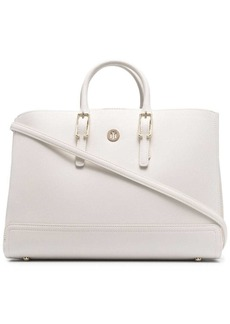 Tommy Hilfiger Honey faux-leather tote