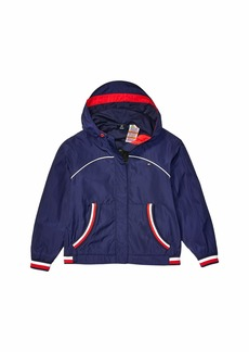 Tommy Hilfiger Hooded Hilfiger Jacket (Little Kids/Big Kids)