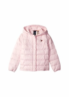 Tommy Hilfiger Hooded Puffer Jacket (Little Kids/Big Kids)
