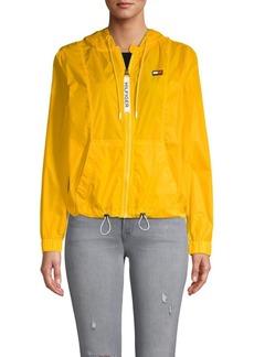 Tommy Hilfiger Hooded Windbreaker Jacket