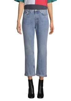 Hybrid Cuffed Sweatpant Jeans