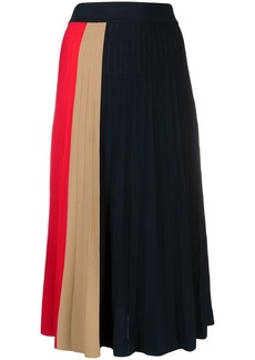 Tommy Hilfiger Icons pleated skirt