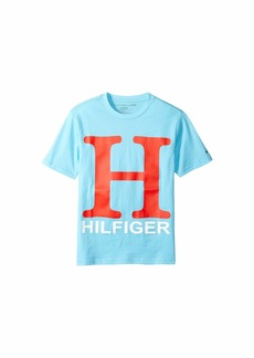 Tommy Hilfiger Jason Crew Neck Tee (Big Kids)