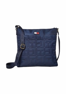 Tommy Hilfiger Jules Large North/South Crossbody