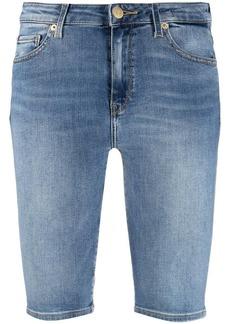 Tommy Hilfiger knee-length denim shorts