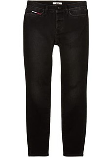Tommy Hilfiger Knit Leggings in Black Wash