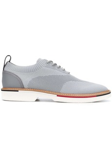 Tommy Hilfiger knitted lace-up hybrid shoes