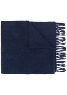 Tommy Hilfiger knitted logo scarf