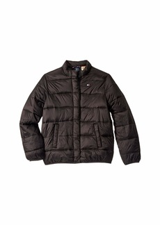 Tommy Hilfiger Light Weight Down Puffer Jacket With Magnetic Buttons (Little Kids/Big Kids)