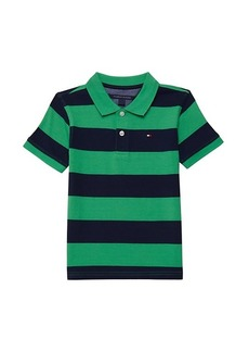Tommy Hilfiger Little Boy's Striped Cotton Polo