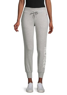 Tommy Hilfiger Logo-Accented Sweatpants